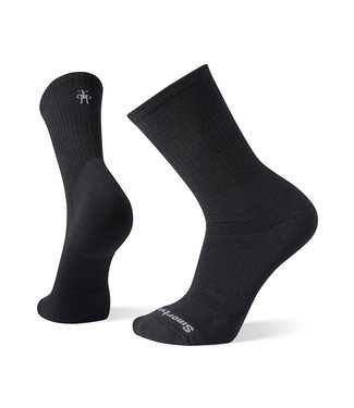 Smartwool Men's Athletic Light Elite Crew Black