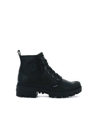 Palladium Pallabase Leather Black
