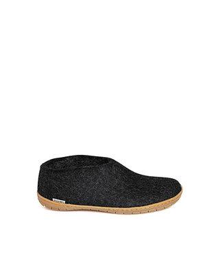 Glerups Glerups Shoes Semelle Caoutchouc Charbon
