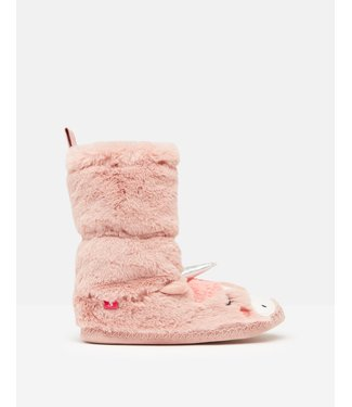 Joules Padabout Lux Unicorn Pink