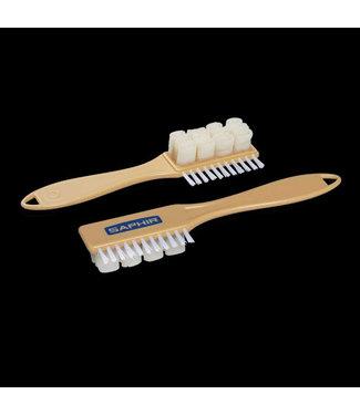 Saphir Saphir Brosse Microfibres pour Nubuck