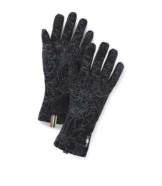 Smartwool Women's Merino 250 Pattern Glove Black