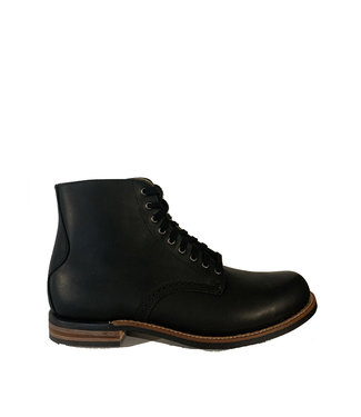 Canada West Boots / WM Moorby 2802 Black