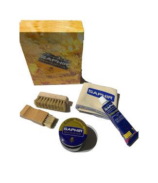 Saphir Shoe shine kit - Large