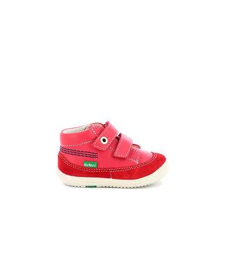 Kickers Kimono Red
