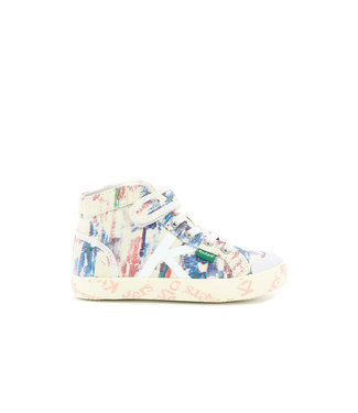 Kickers Godup Blue Multi
