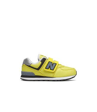 New Balance 574 Citra Yellow