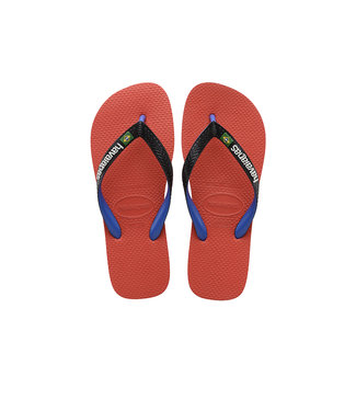 Havaianas Brazil Mix Red Crush