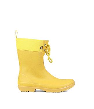 Bogs Flora 2-Eye Boot Mustard