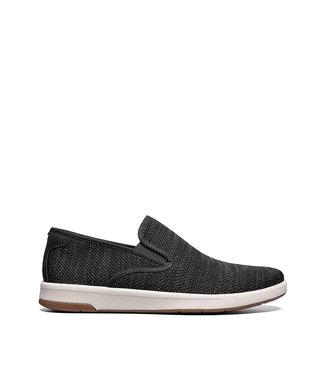Florsheim Crossover Knit Plain Toe Black