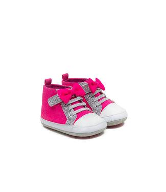 Robeez Lucy Sparkle Pink