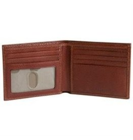 Johnston & Murphy JOHNSTON&MURPHY SLIMFORD WALLET 46 12086 MAHOGANY