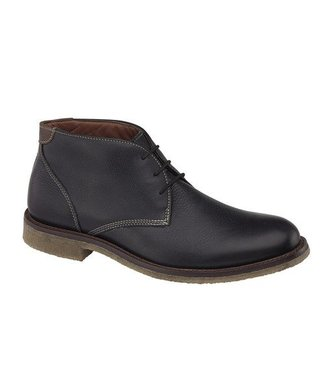 Johnston & Murphy Copeland Chukka Black