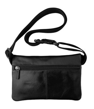 Ili New York WAIT POUCHES BLACK