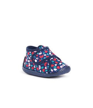 Lil Paolo Tulips Navy