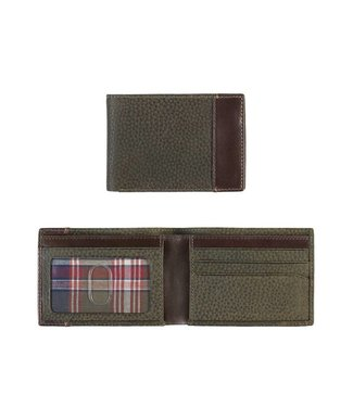 Johnston & Murphy JOHNSTON & MURPHY 46 16227 LODEN SUPER SLIM WALLET VERT
