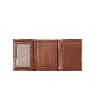 Johnston & Murphy JOHNSTON&MURPHY TRIFOLD PORTEFEUILLE  ACAJOU