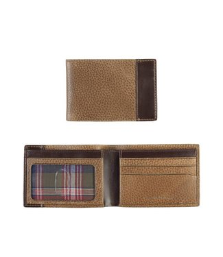 Johnston & Murphy JOHNSTON & MURPHY SUPPER SLIM WALLET 46 16226 TAN