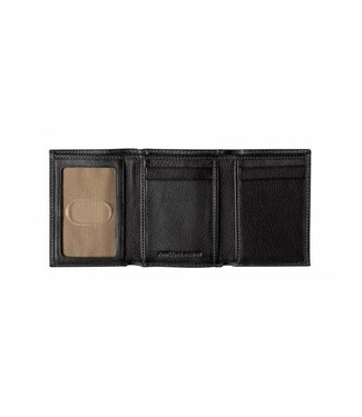 Johnston & Murphy JOHNSTON&MURPHY TRIFOLD WALLET 46 12082 NOIR