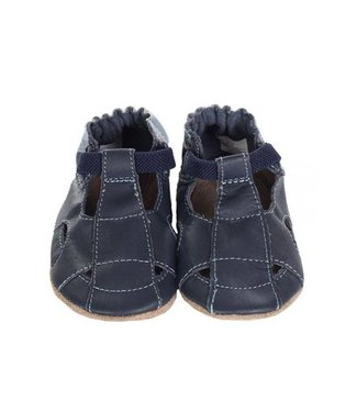 Robeez Fisherman Sandal Navy