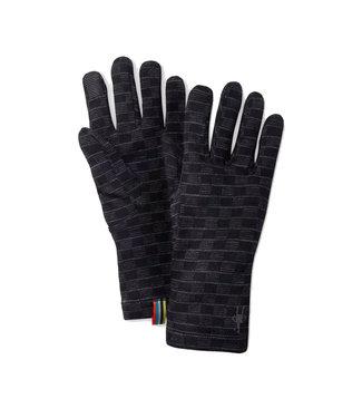 Smartwool Merino 250 Pattern Glove Black