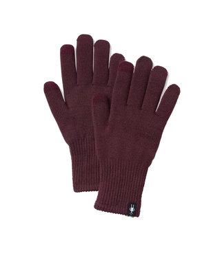Smartwool Liner Gloves Woodsmoke