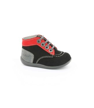 Kickers KICKERS BONBON BLACK & RED