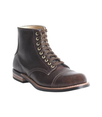 Canada West Boots / WM Moorby WM MOORBY 2811 DALY CAFÉ