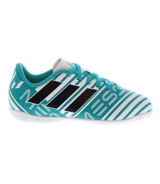Adidas ADIDAS NEMEZIZ MESSI 17.4 BLANC&BLEU