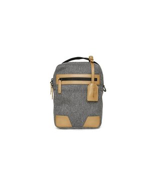 Venque Venque Crossbody Grey & Tan