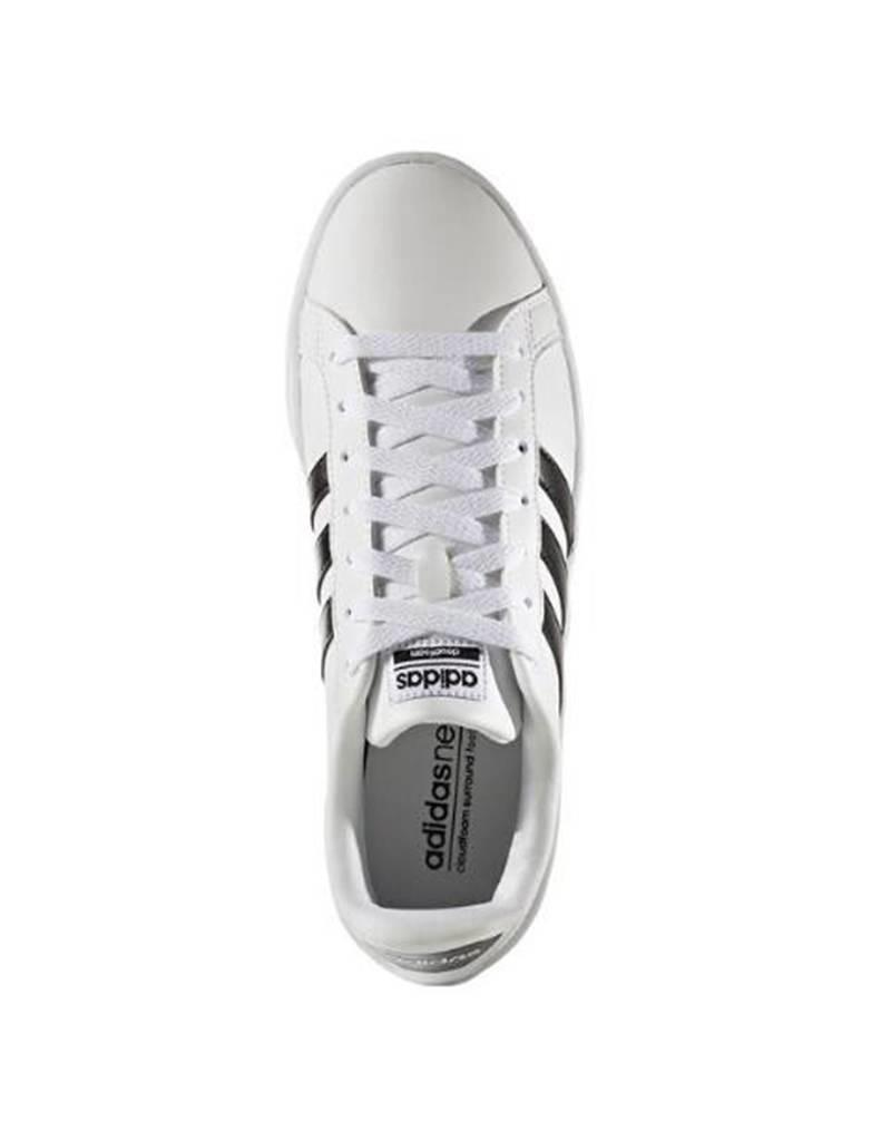 Adidas Adidas CF Advantage  White & Black SSF4300014