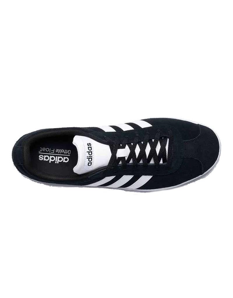 check-out 90219 aa395 0 Tony Hommes Noir Vl Soulier 2 De Adidas Pour Da9853 Court ...