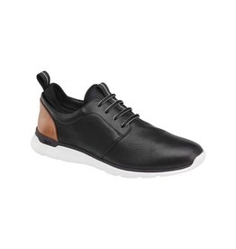 Johnston & Murphy Johnston & Murphy  Prentiss Plain Toe Noir
