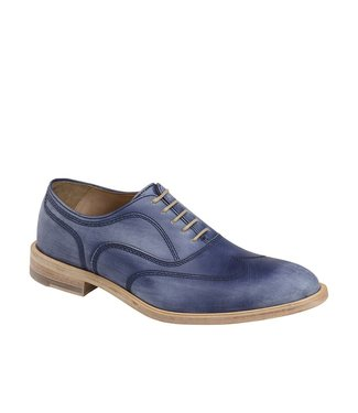 Johnston & Murphy JOHNSTON & MURPHY CHAMBLISS WINGTIP NAVY