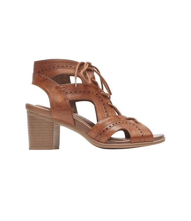 Rockport ROCKPORT HATTIE OPEN LACE TAN