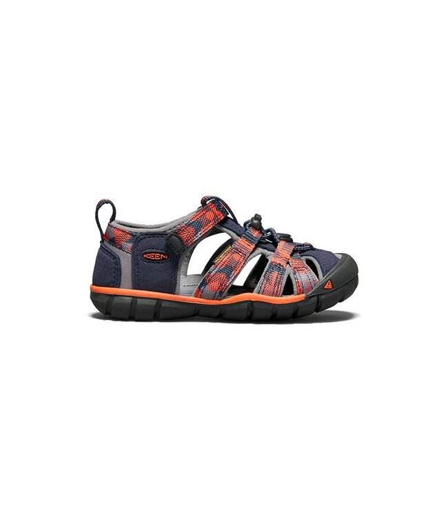 Keen Keen Seacamp II CNX  Orange & Blue