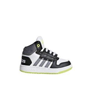 Adidas ADIDAS HOOPS MID 2.0 GRIS & JAUNE