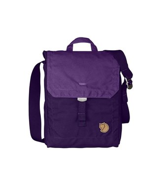 Fjall Raven Foldsack  3 Purple