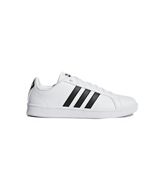 Adidas Adidas CF Advantage  White & Black