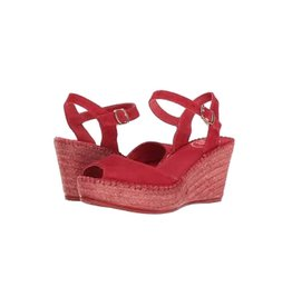 Toni Pons Toni Pons Laura-T Red Suede