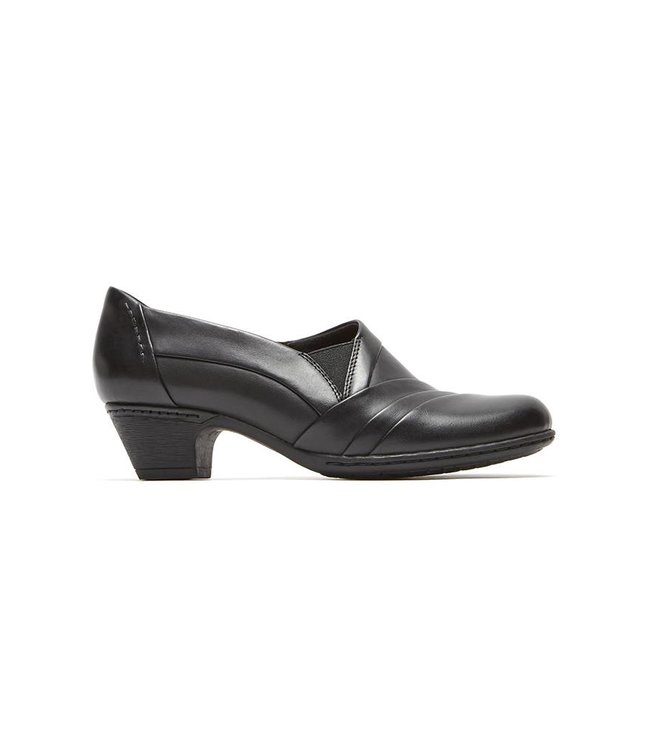 Rockport Rockport Abbott Slip On Noir