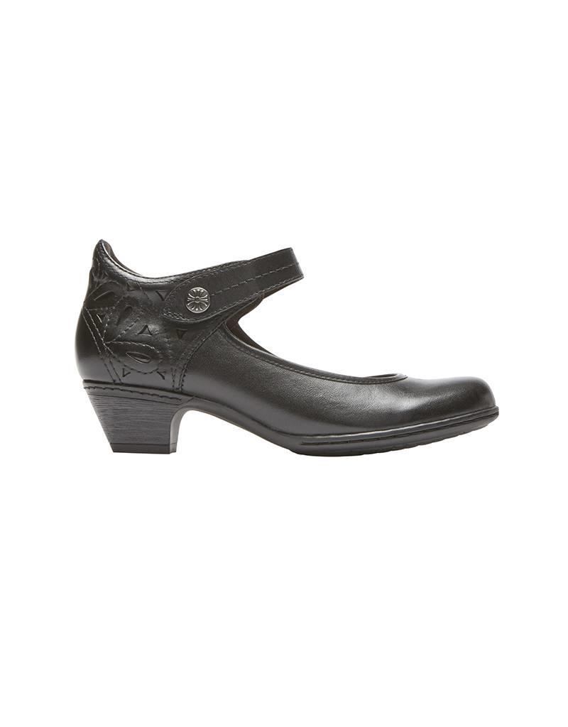Rockport Rockport Abbott Ankle Strap Noir SSF1300272