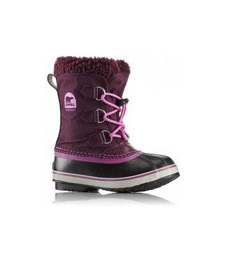 Sorel Sorel Yoot Pac Nylon Purple