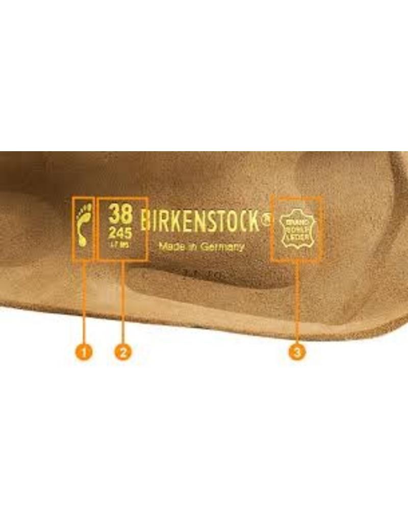 Birkenstock Footbed replacement part for Birkenstock Sandals