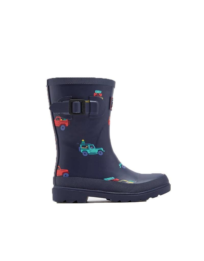 JOULES Joules Wellies  Scout & About  Marine BPE2300014