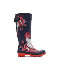 JOULES Joules Welly French Bircham Bloom Navy