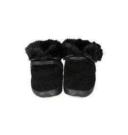 Robeez Robeez Cozy Ankle Booties Black