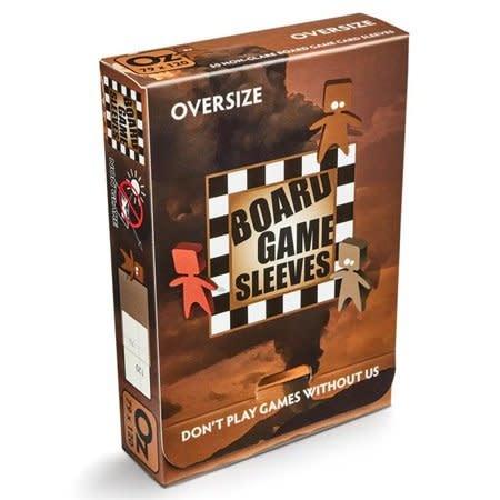 Arcane Tinmen (Dragon Shield) Arcane Tinmen Non Glare Boardgame Sleeve Oversize