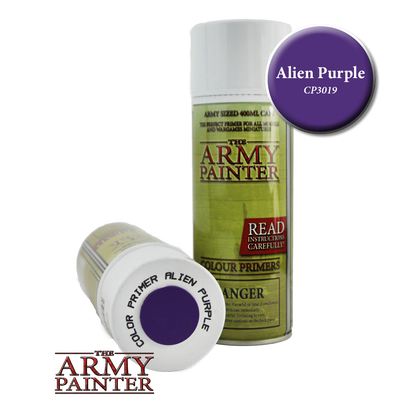 The Army Painter Army Painter: Alien Purple (Spray Paint)