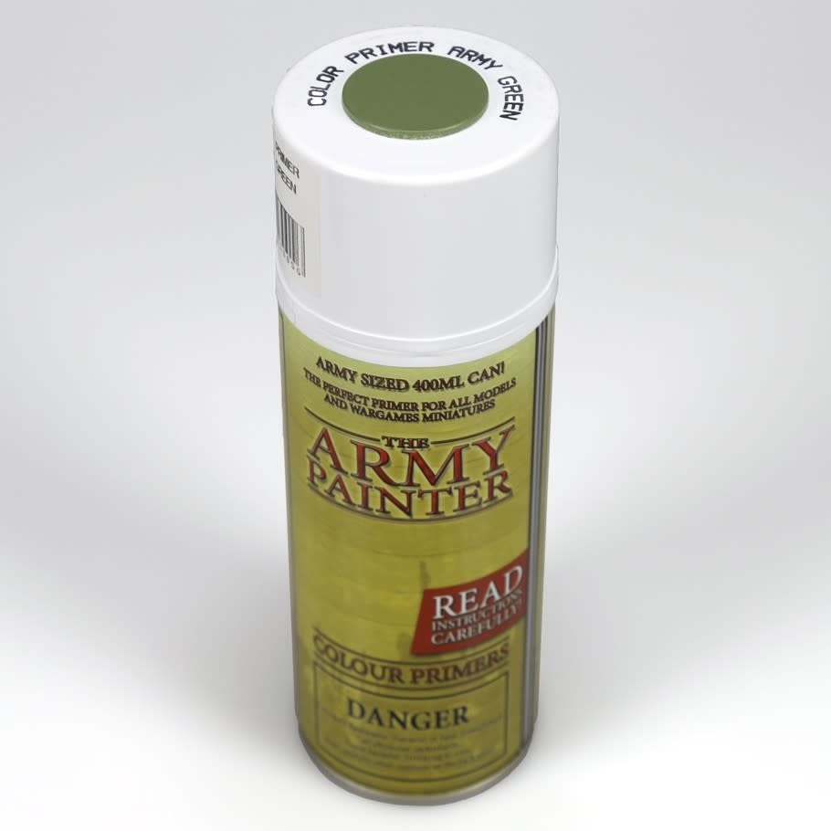 The Army Painter Army Painter: Army Green (Spray Paint)